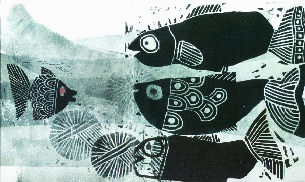 Samed Behrengi ve Küçük Kara Balık