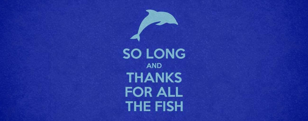 üm balıklar için teşekkürler