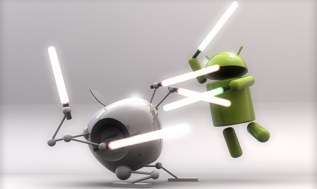 Android ve iOS fragmentation