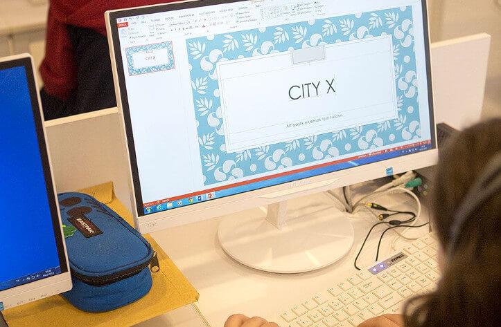 2014-2015 akademik yılında City X atölyesini gerçekleştirdik.