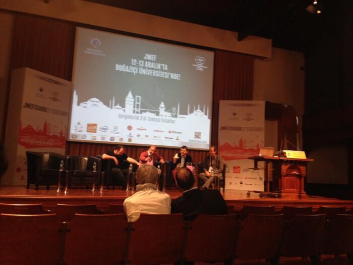 Junior World Entrepreneurship Forum etkinliği