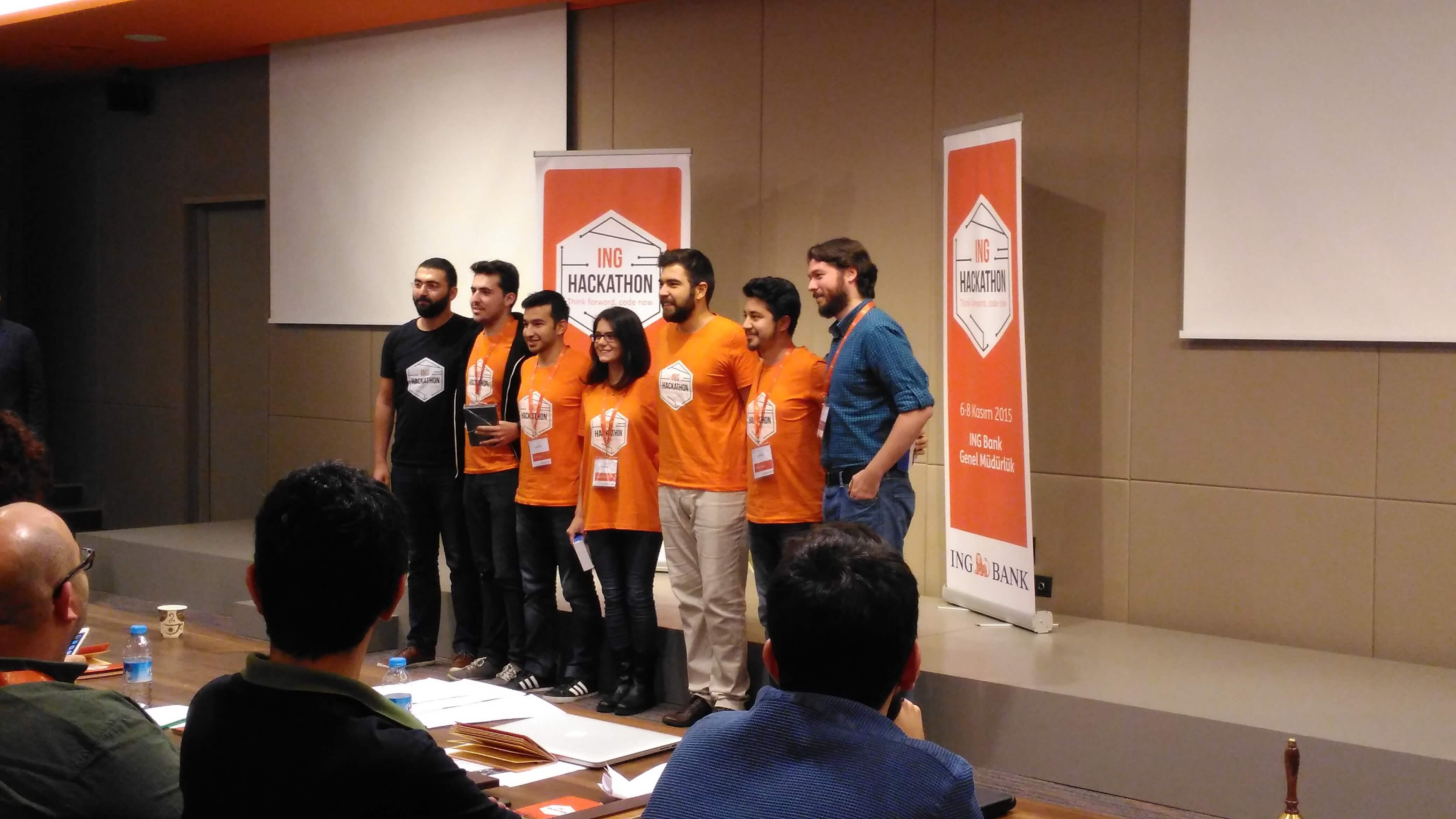 ING Hackathon hatırası