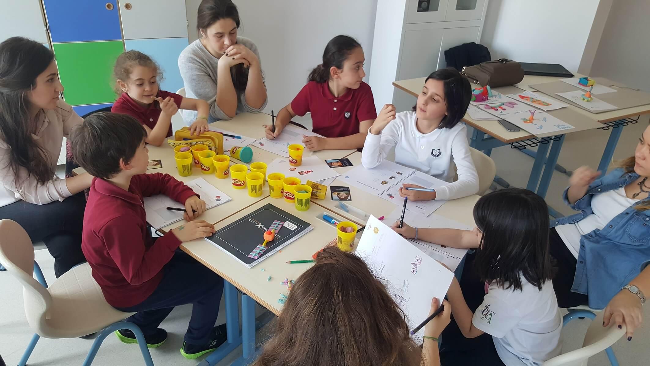 City X Eğitimi TRT Çocuk kanalında!