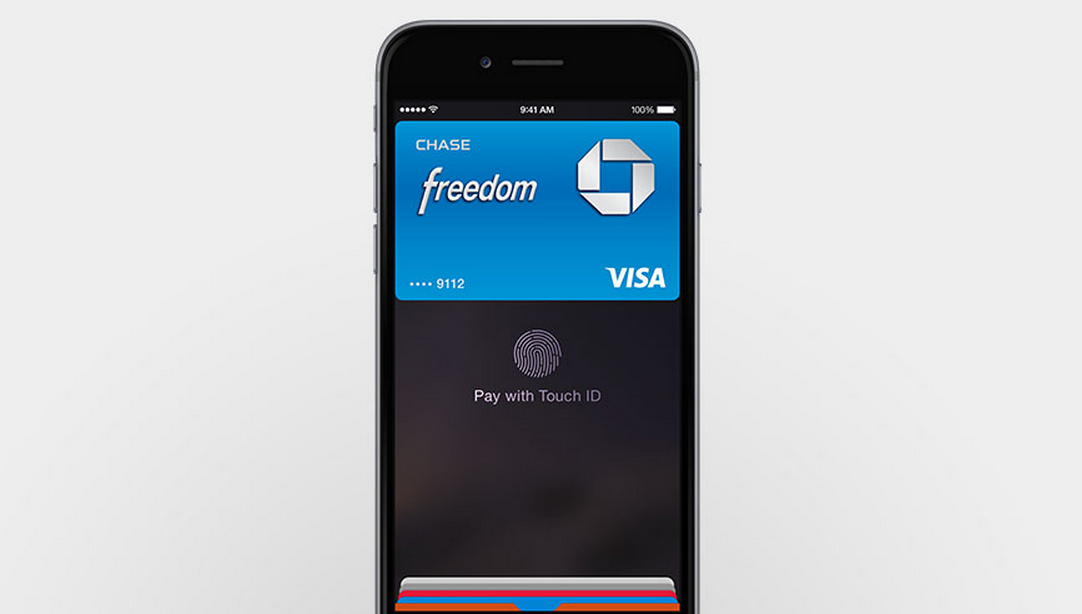 Apple Pay sahnede