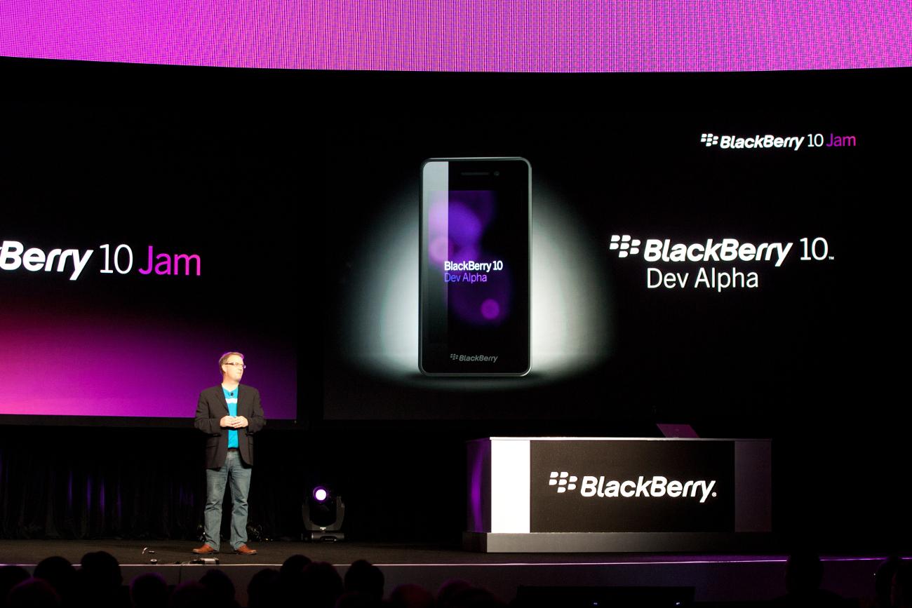 BlackBerry 10 Jam Super Session, Cypress 3