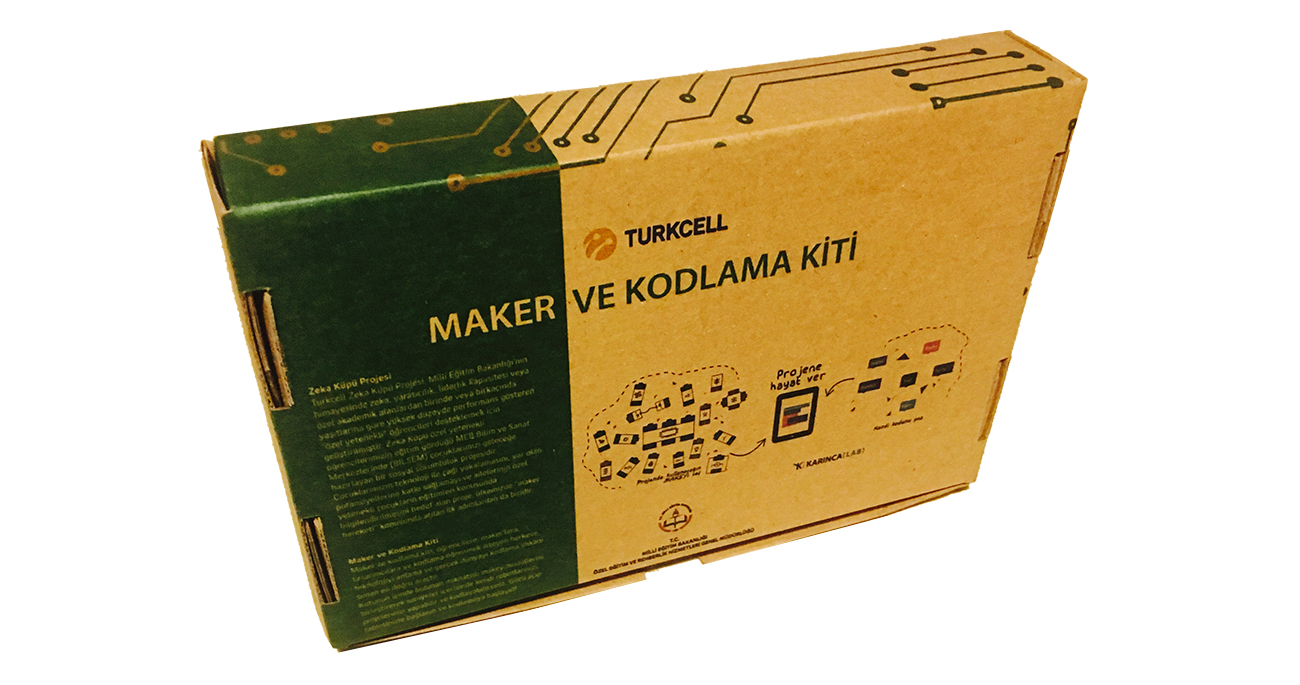 Maker ve Kodlama Kiti