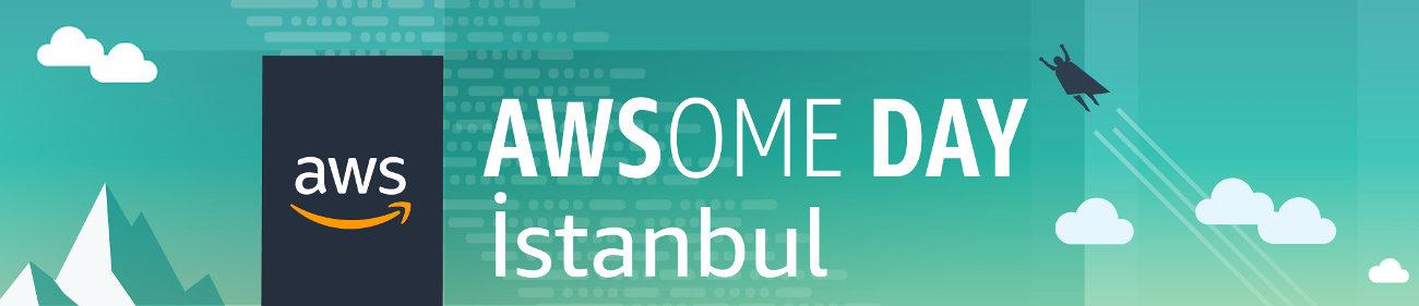 AWSome Day Istanbul 2018