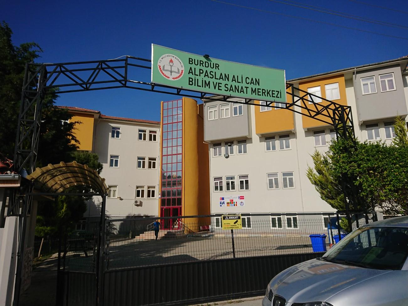Burdur Alpaslan Ali Can BİLSEM