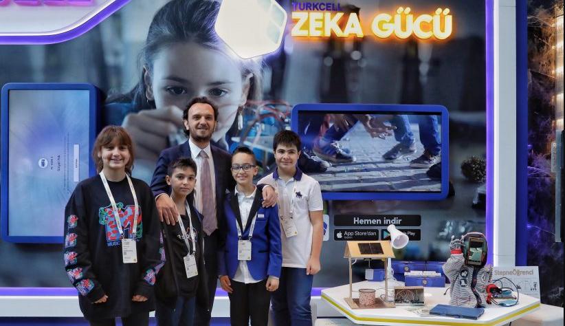 Öğrencilerimizle Webrazzi Summit 2019 etkinlik anısı