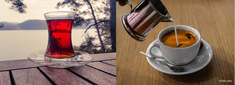 Şafak Yıldırım ve Artistanbul'da çay-kahve keyfi