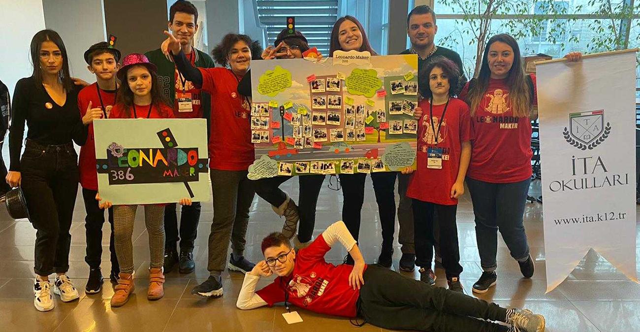 Bilim Kahramanları Buluşuyor - First Lego League Turnuvası'nın 2020 yılı teması City Shaper - Şehri Şekillendir olarak belirlendi.