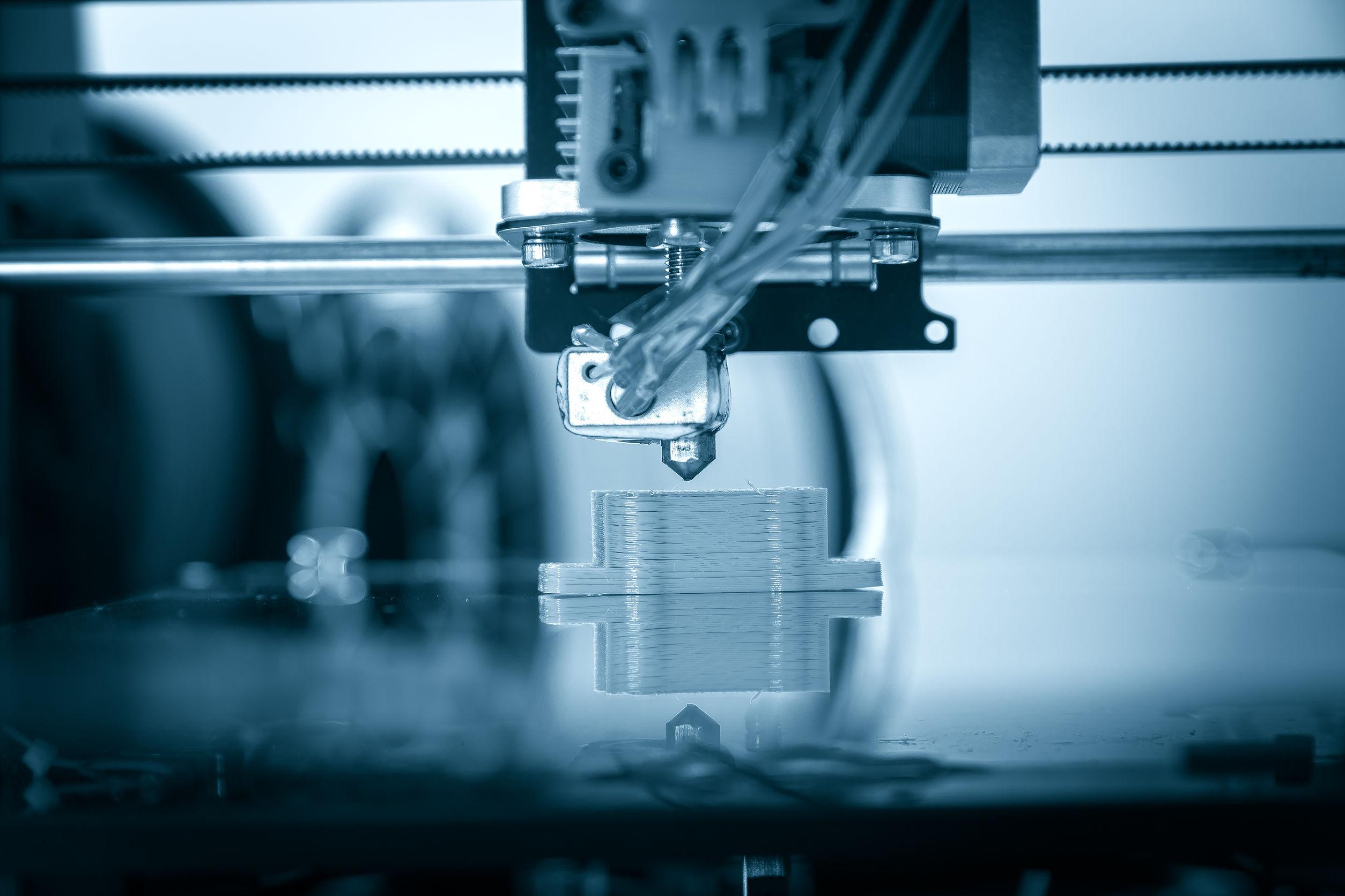 3D baskı teknolojileri 101