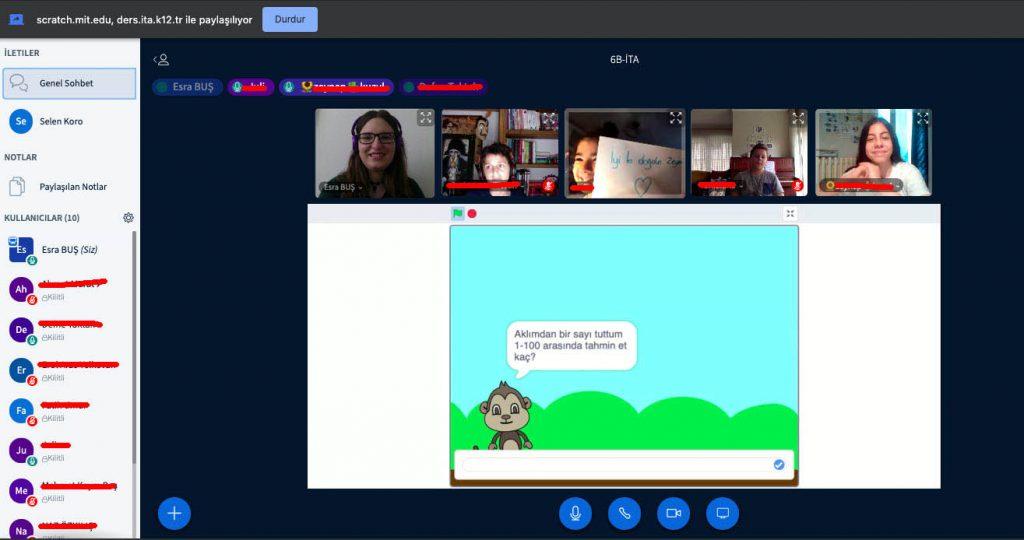 BigBlueButton aracının özellikleri tamamen eğitim odaklı